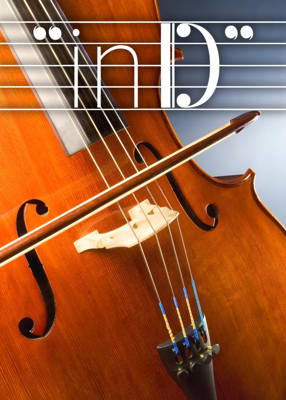 """""""In D"""" – A Solo Cello Recital"""